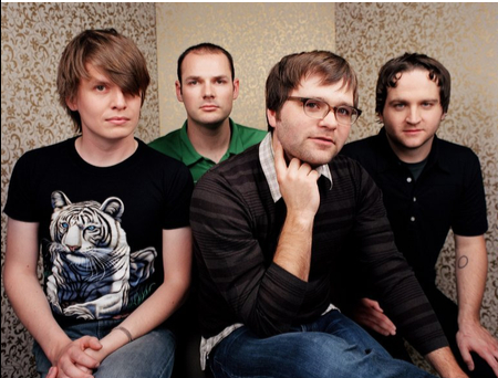 Death cab for Cutie picture