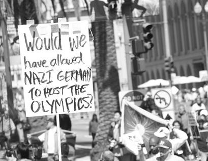 Nazi Olympics picture