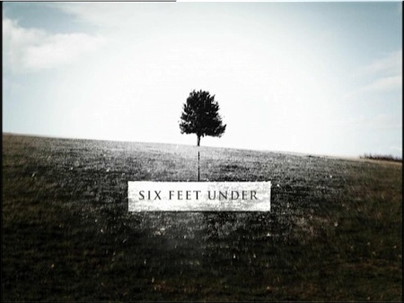 six feet under arbre